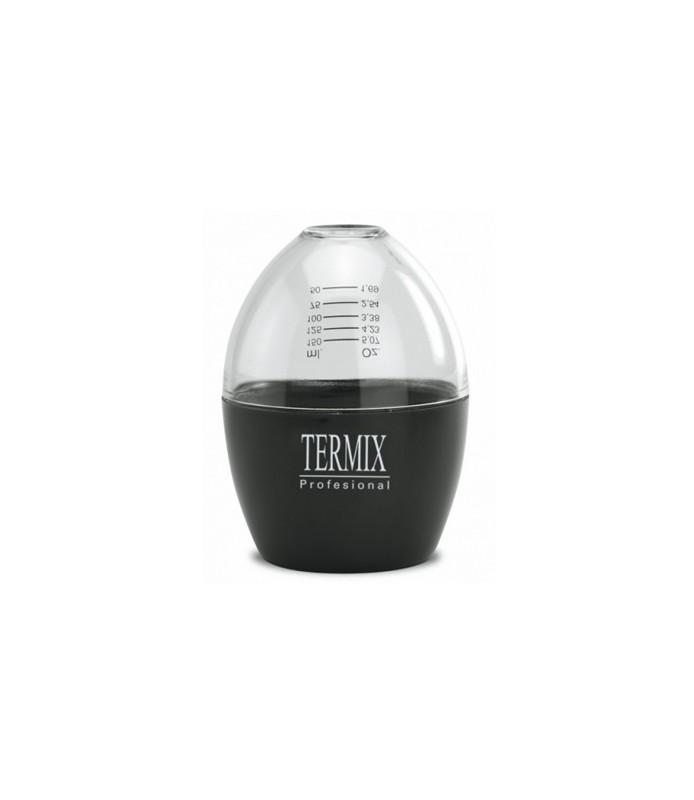 shaker termix petit modéle 125ml noir