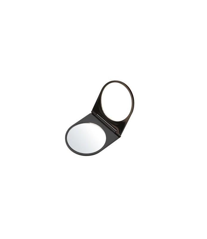 miroir sac noir 5,5cm
