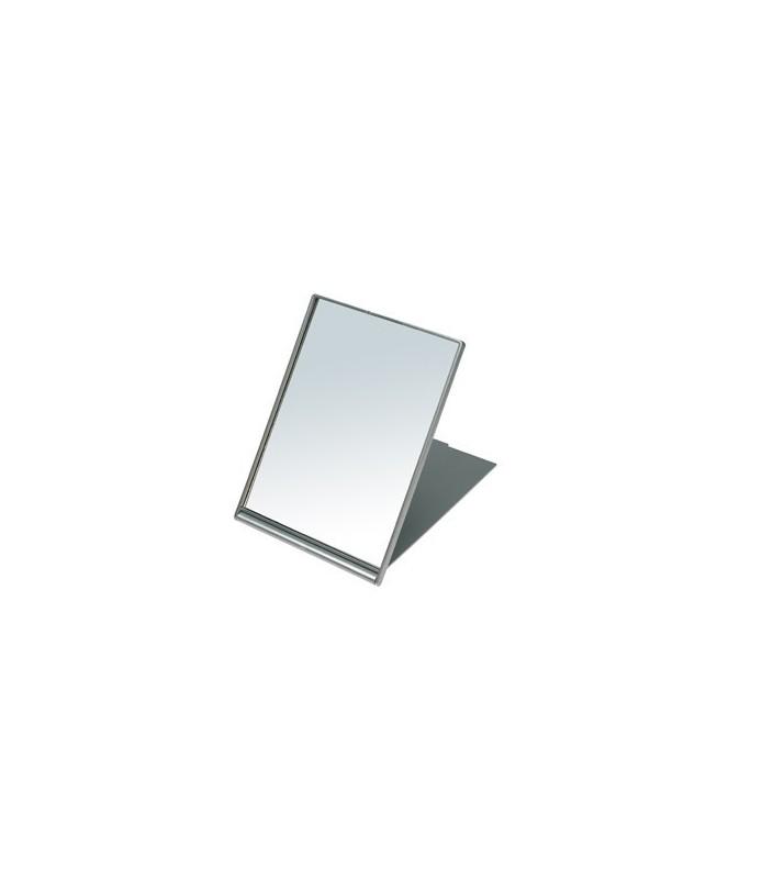 miroir 13x17 cm argent
