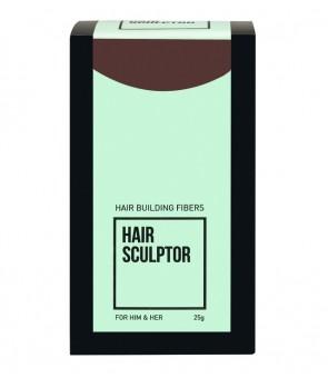 poudre capillaire châtain foncé 25gr Hair sculptor