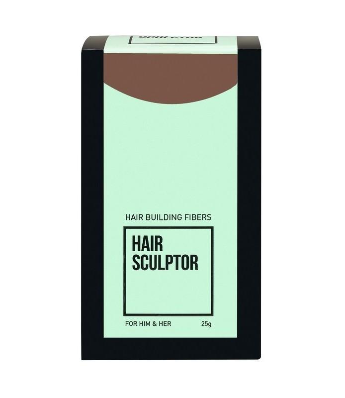 poudre capillaire chatain clair 25gr Hair sculptor