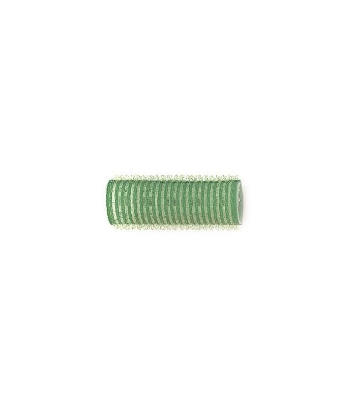 Rouleaux velcro 21mm 12 pcs vert