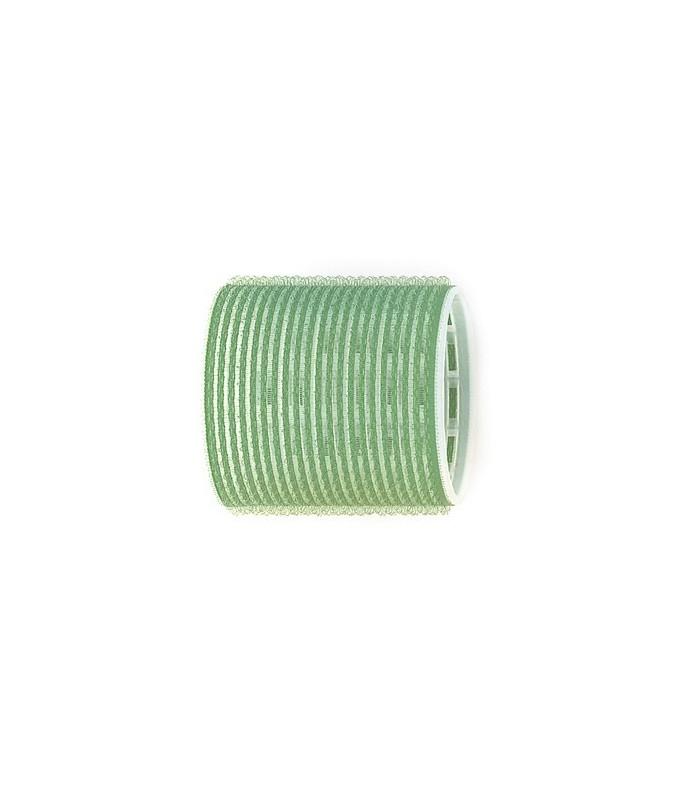 Rouleaux velcro 61mm 6 pcs vert
