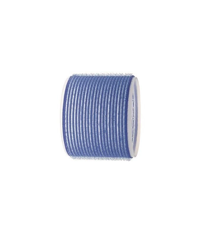 Rouleaux velcro 80mm 3 pcs bleu fonce