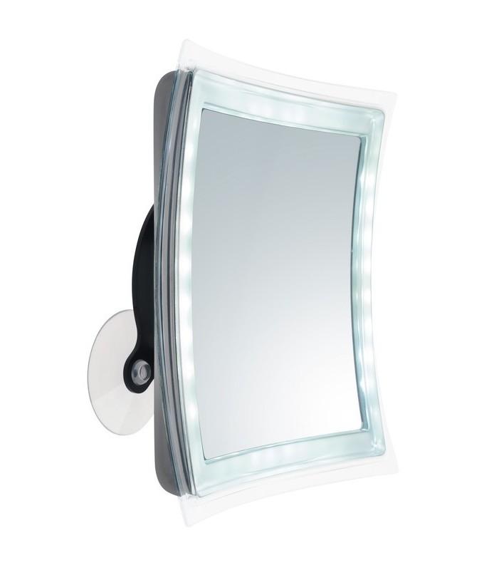 Miroir grossissant x 5 orientable peut aussi se suspendre for Miroir grossissant x 20