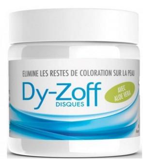 Barbicide DY ZOFF 80 disques détachants après coloration