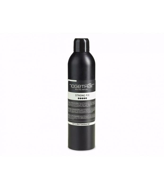 Laque en spray à tenue extra-forte STRONG FIX TOGETHAIR Euphytos 400 ml