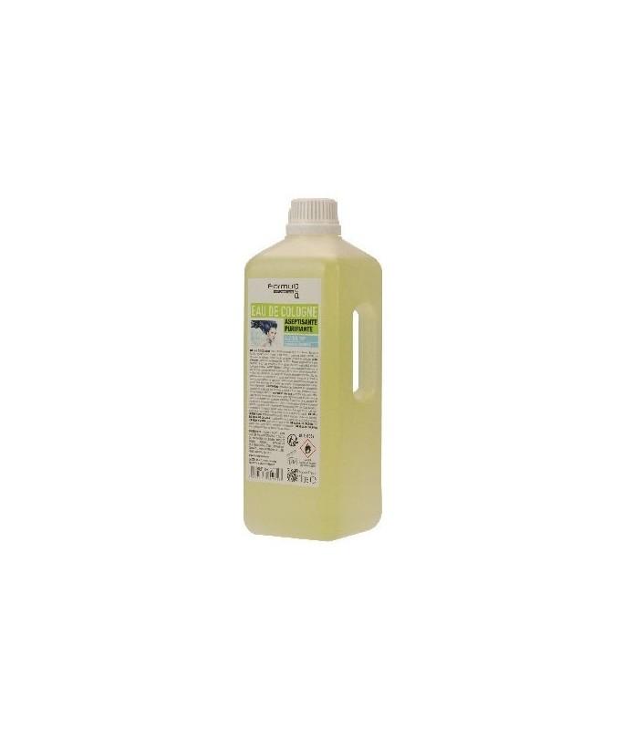 Eau de cologne aseptisante et purifiante litre