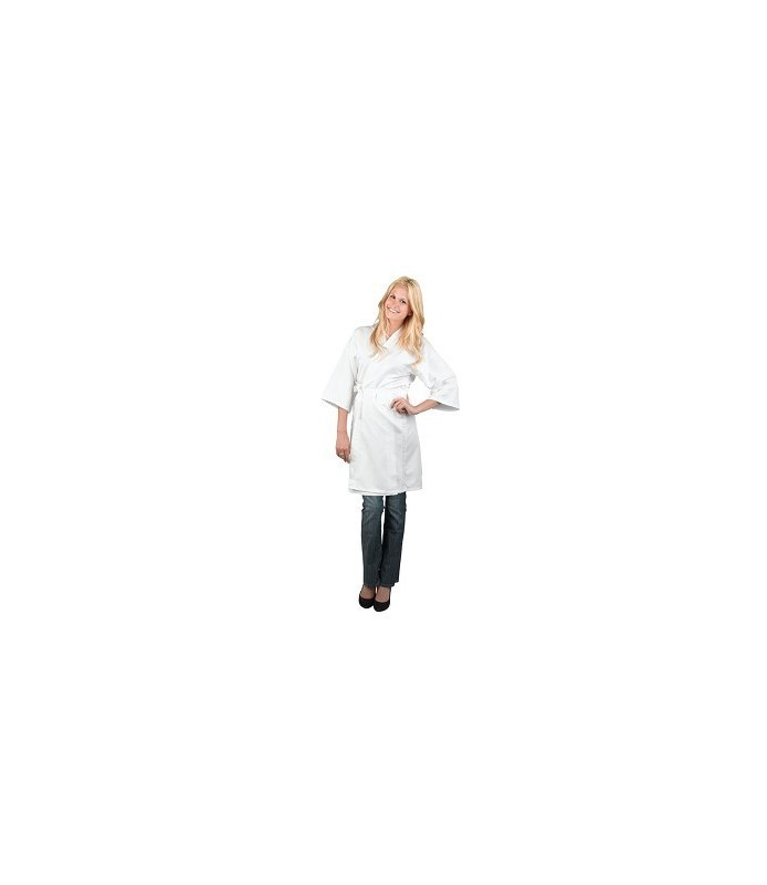 veste customer polylight blanc Taille M- L