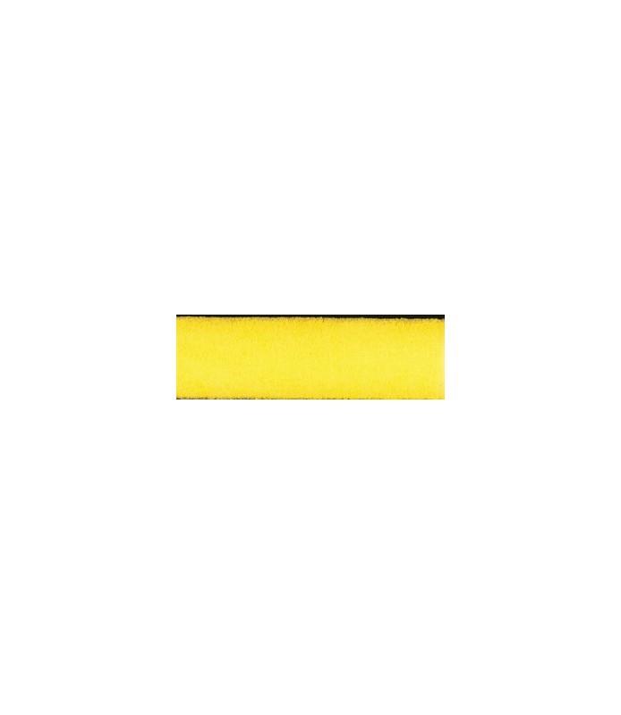 serviettes éponge grand teint jaune douzaine