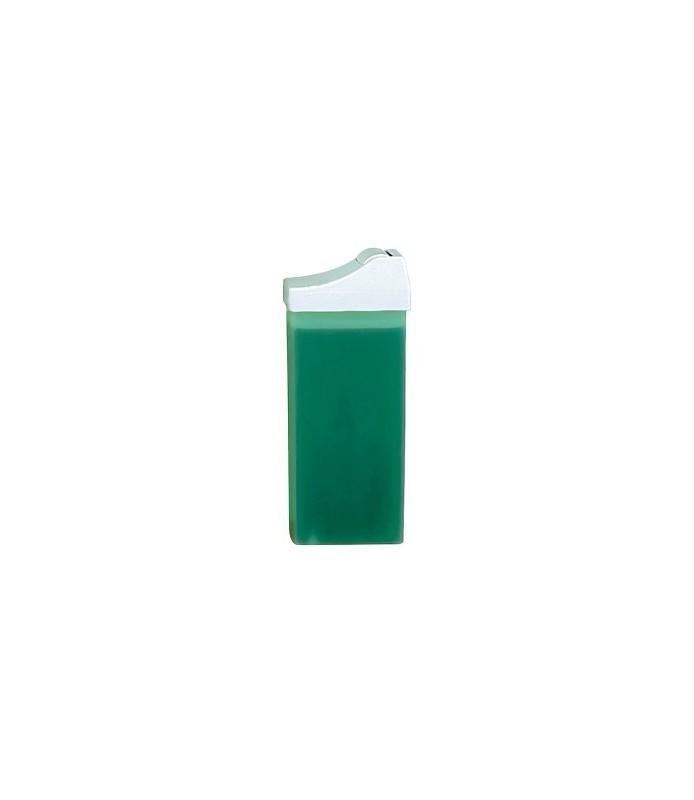 cartouche cire vert peaux sensible 100ml