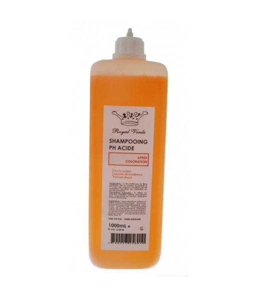 shampooing ph acide 1 L