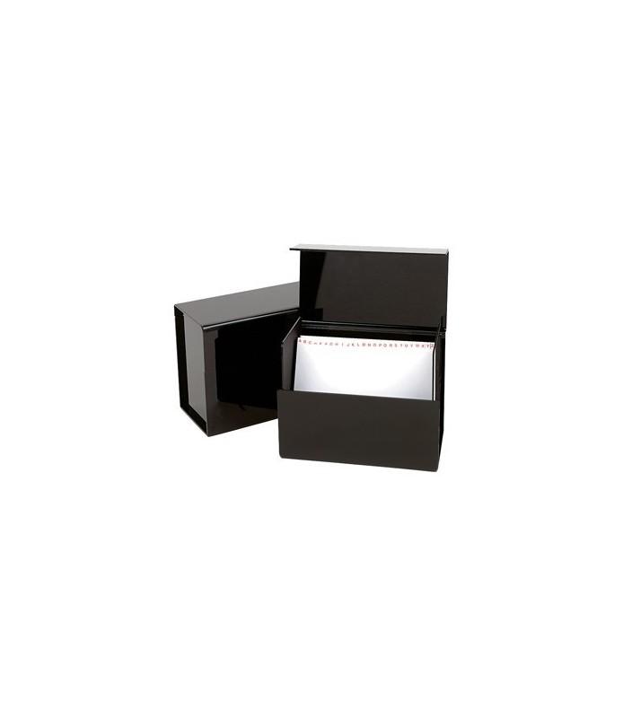 Intercallaires pour rangement fiches coloration/ permanente