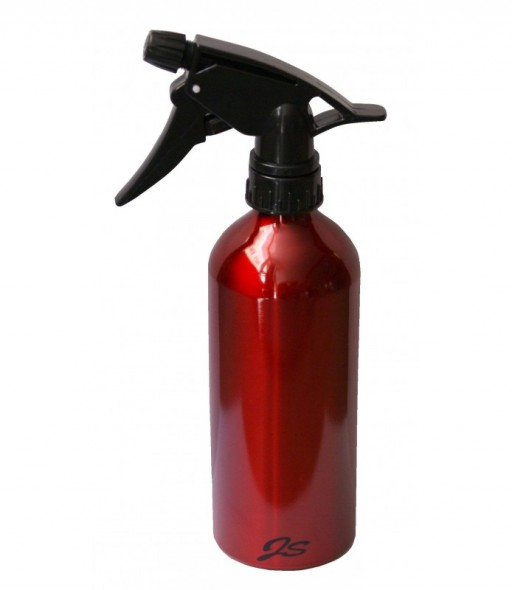 vaporisateur alu 450ml rouge