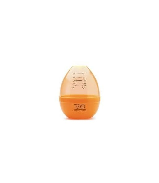 shaker termix petit modéle 125ml orange