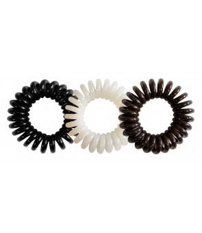 lot de 3 hair ring coloris...