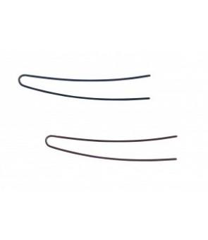 epingle courbe suzon 8,2cm par 8 noir