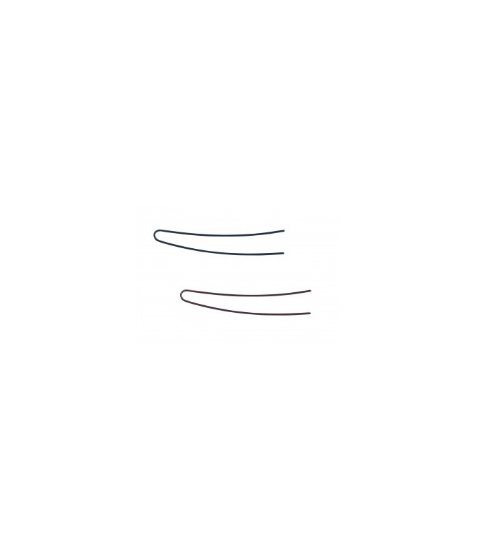 epingle courbe suzon 8,2cm par 8 bronze