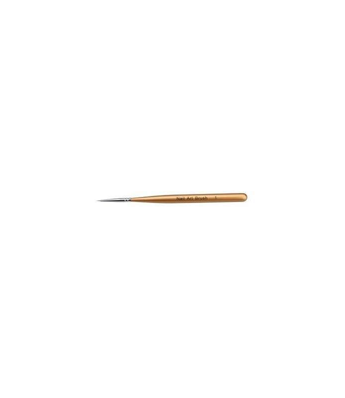 Pinceau nail art brush N°1