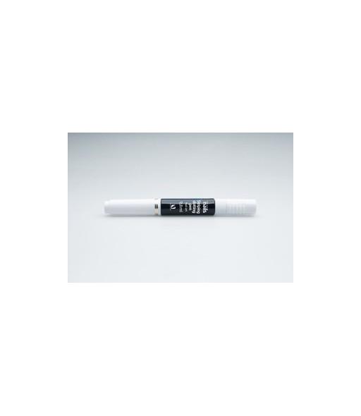 Nail art pen noir double applicateur
