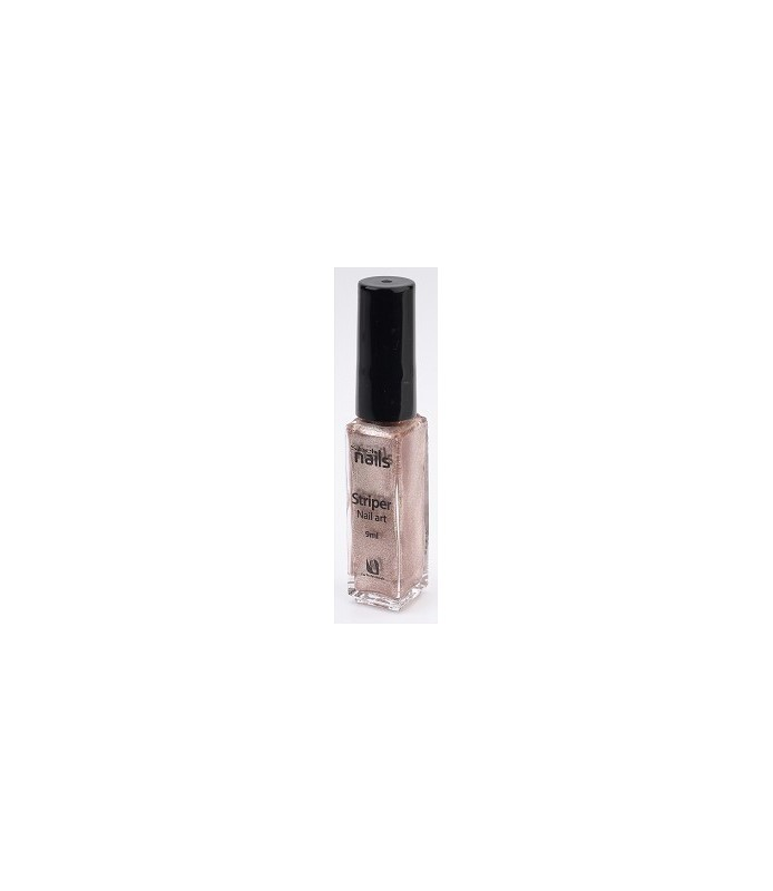 Vernis à ongles color stripers nail art bronze 9ml