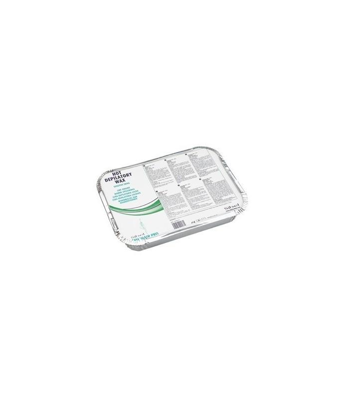 pain de cire recyclable pour peaux sensibles verte 500gr