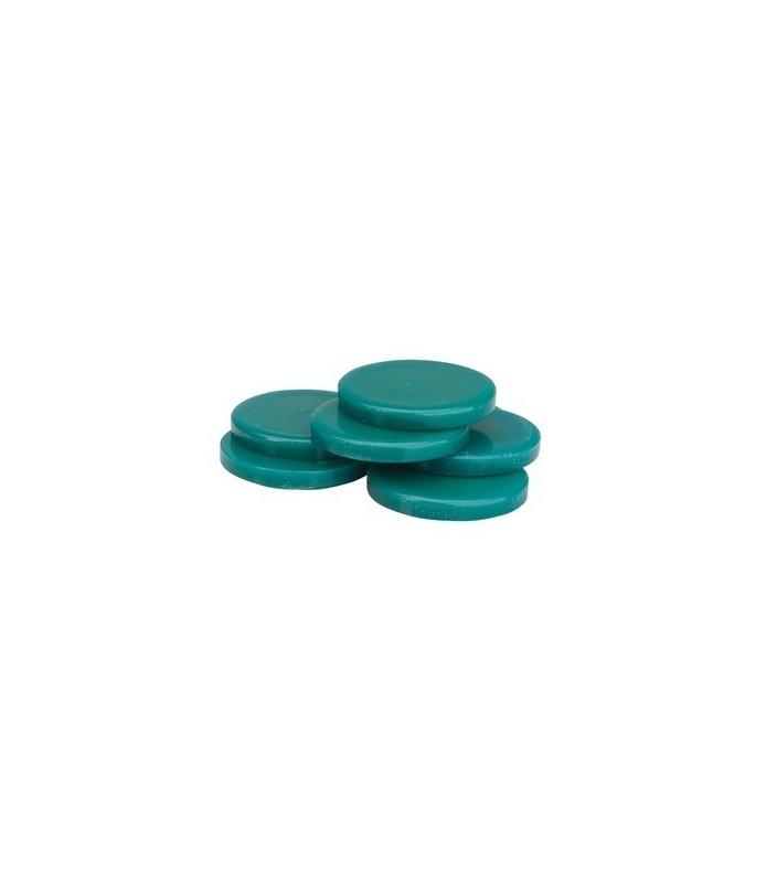 disques cire verte peaux sensibles