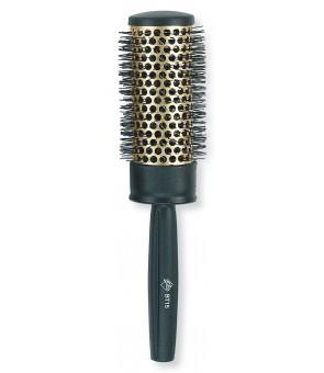 brosse thermique dorée 42mm