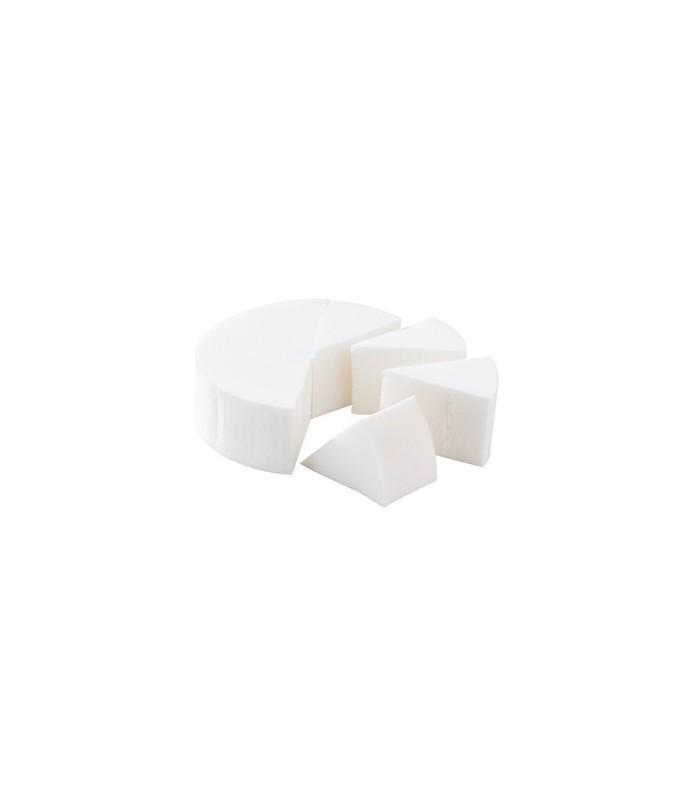 set 8 eponges latex maquillage blanc