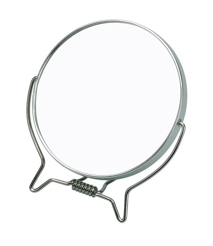 miroir grossissant X 3 à raser 11cm