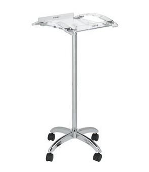 Table de service en acrylique