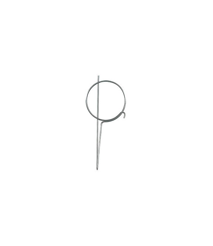 anneau metal egoutte cire