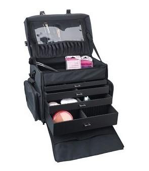 Valise make up artist bag