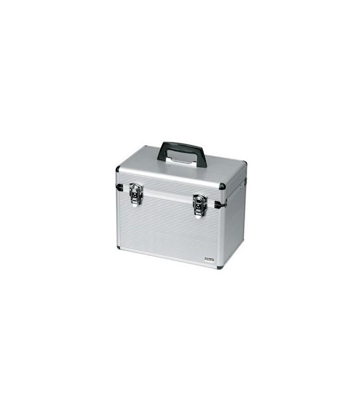 Valise de rangement beauty case alu 35x29x22 cm