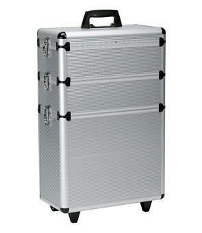 valise alu 3 parties avec...
