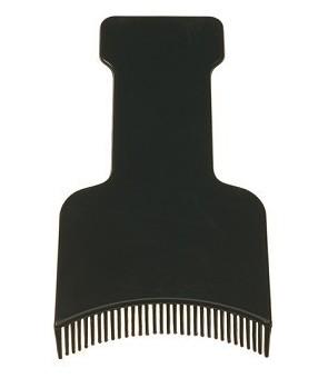 Palette à  mèche spatola noir