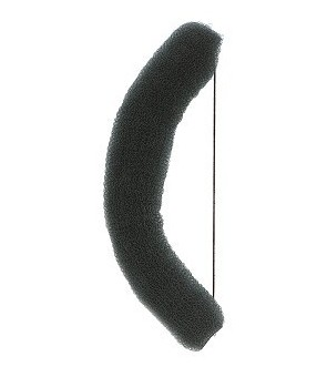 boudin à elastique 15cm noir