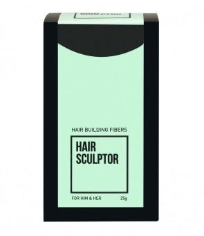 poudre capillaire noir 25gr Hair sculptor