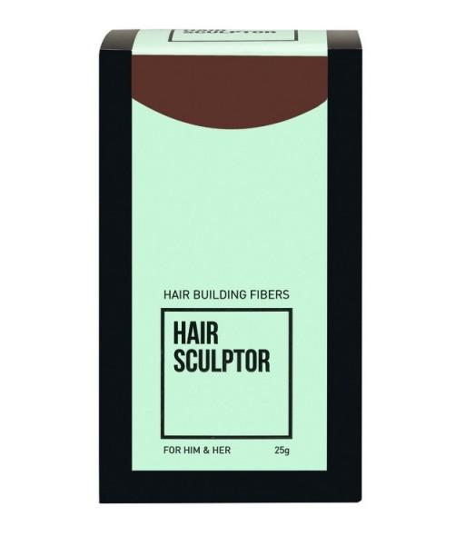 poudre capillaire châtain moyen 25gr Hair sculptor