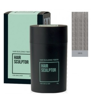 poudre capillaire gris 25gr hair sculptor