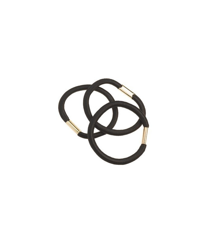 elastique gm 3 pcs noir