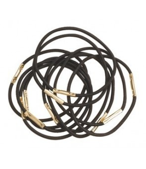 elastique mm 10 pcs noir