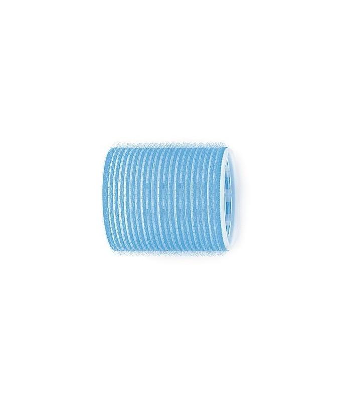 Rouleaux velcro 56mm 6 pcs bleu ciel