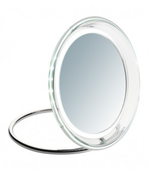 Miroir grossissant x 5...
