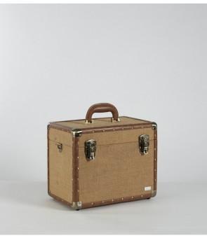 vanity case 23 x H 29 x 36 cm