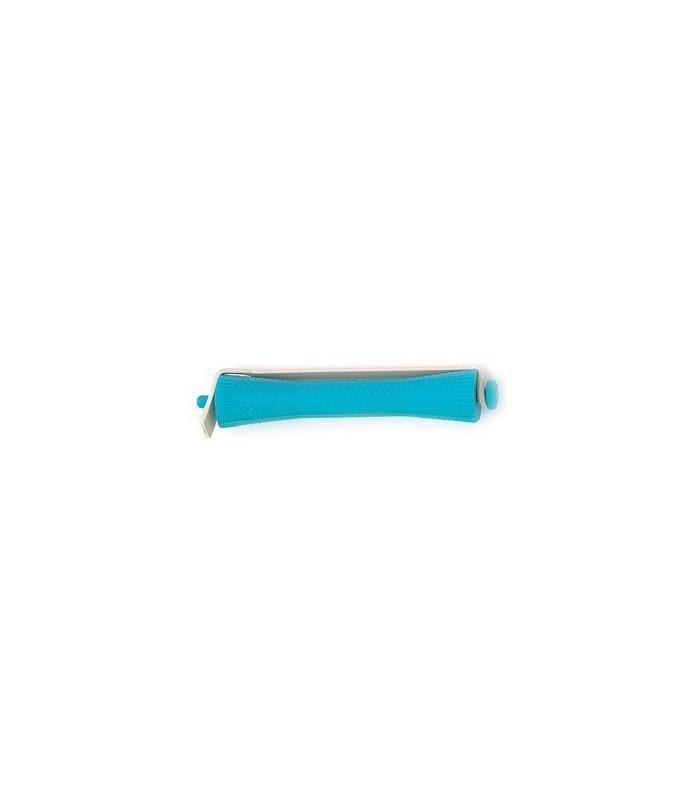 bigoudis permanente 12pcs bleu fonce 11,5mm