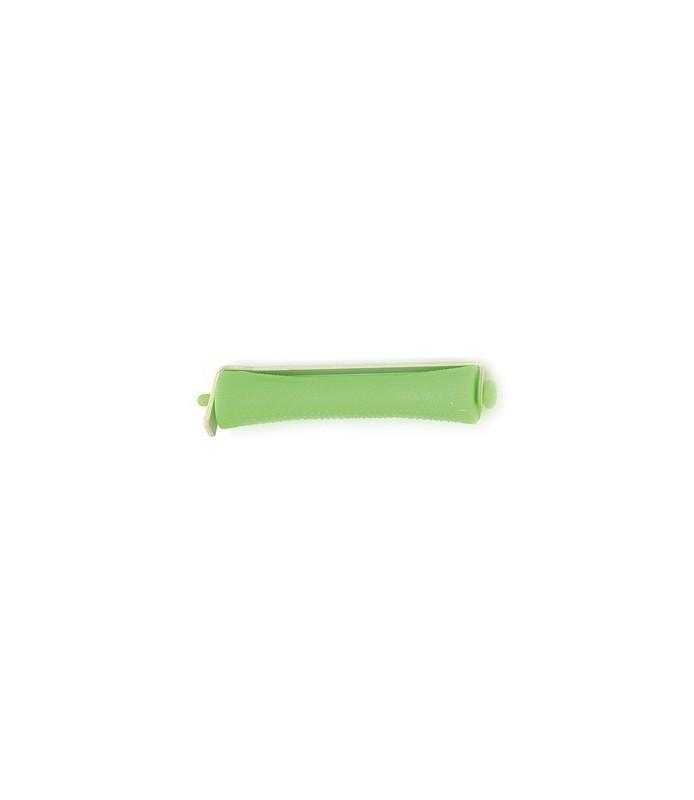 bigoudis permanente 12pcs vert 13mm