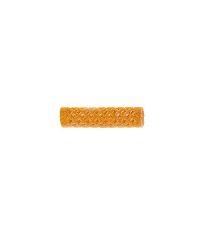 bigoudis velours 13mm 12 pcs orange