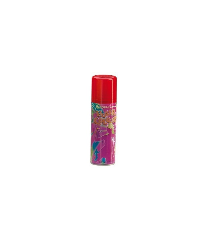 color spray fluo rouge 125 ml