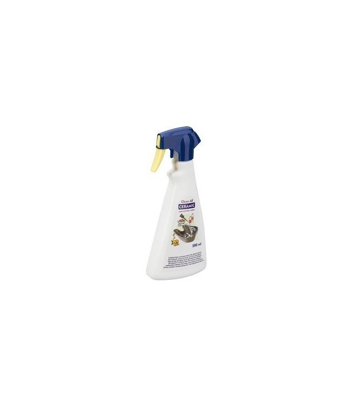 Nettoyant professionnel pour les céramiques et chromes 500ml
